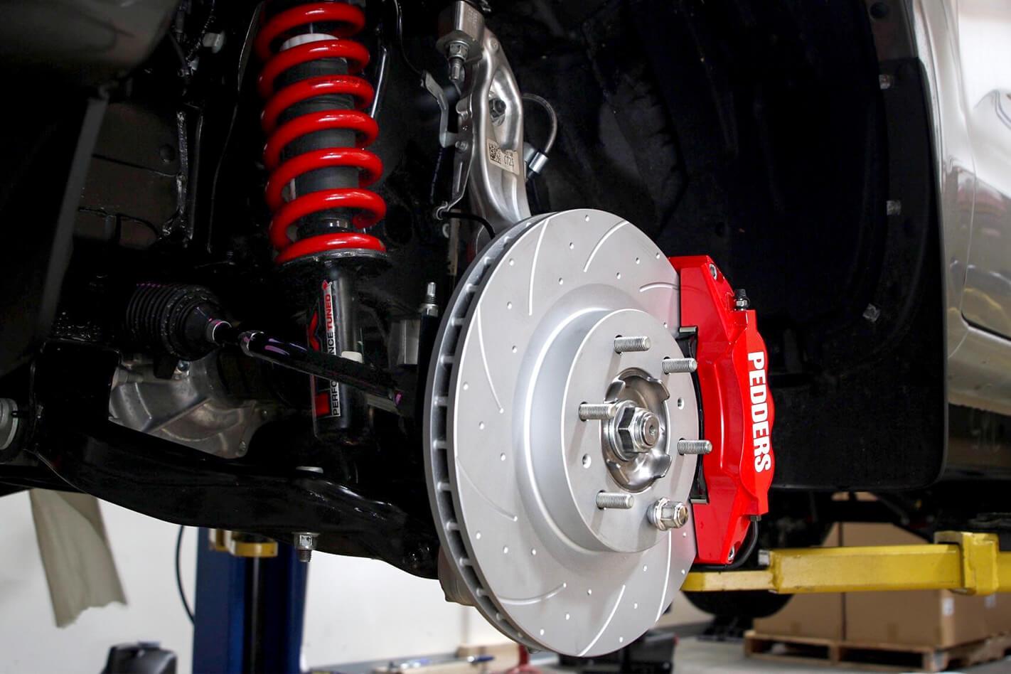 Brake-pad